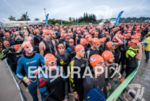 Athletes ready to the start of the 2016 Ironman Florianopolis…
