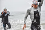 Igor Amorelli during the swim portion of the 2016 Ironman…
