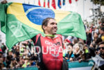 Brazil's Fabio Carvalho during the finish line portion of the…