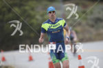 Andy Potts during the run leg at Escape From Alcatraz…