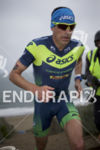 Andy Potts on the run leg at Escape From Alcatraz…