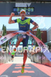 Andy Potts wins the 2016 Ironman 70.3 Vineman Triathlon on…