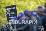Age grouprs line up for the start of the 2016…