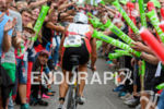 Age group athlete climbs Hill of Solar during the bike…