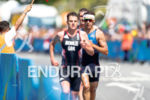 Alistair Brownlee during the run portion of the 2016 Rio…
