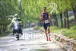 Alistair Brownlee on his way to victory at the 2016…