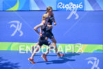 Team GB during the  run portion of the 2016 Rio…