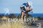 Timo Bracht (DEU) on bike at the Ironman World Championship…
