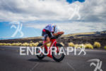 Michael Weiss (AUS) on bike at the Ironman World Championship…