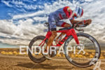 Ivan Rana (ESP) on bike at the Ironman World Championship…