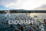 Age groupers prior to the race start of the 2016…