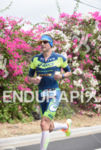 Andy Potts during the run portion of the 2016 Ironman…