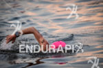 Rebeccah Wassner during the  portion of the 2016 Ironman 70.3…