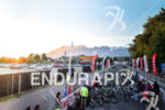 Huge transition of the 2017 Ironman 70.3 Pucón in Pucón,…