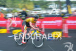 Alistair Brownlee on the bike leg at the 2017 Super…