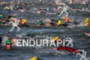 Age group athletes swim in the SF Bay…