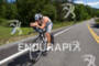 TJ Tollakson on bike at the 2011 Ford Ironman Lake…