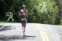 TJ Tollakson on run at the 2011 Ford Ironman Lake…