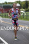 Kyle Pawlaczyk on run at the 2011 Ford Ironman Lake…