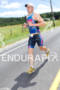 Tim Snow on run at the 2011 Ford Ironman Lake…
