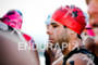 Vitor Meira (BRA) prepares for swim start  at the 2011…