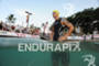 Andreas Raelert before the swim start of the…