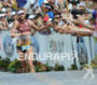 Faris Al-Sultan crosses the finish line at the 2011 Ford…
