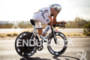 Eneko Llanos (SPA) on bike at the 2011 Ford Ironman…