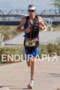 Trevor Wurtele (CAN) on run at the 2011 Ford Ironman…