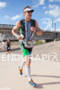 Eric Byrnes (USA) puts down the baseball gear and races…