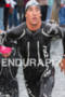 Billy Edwards exits water at the  Ironman 70.3 California on…