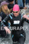 Melanie McQuade exits at the  Ironman 70.3 California on March…