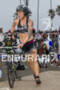 Heather Jackson exits T1 at the  Ironman 70.3 California on…