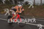 Jesse Thomas on bike at the  Ironman 70.3…