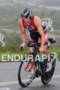 Leon GRIFFIN climbs at the  Ironman 70.3 California…