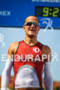 Maik Twelsiek finishes at the  Ironman St. George…