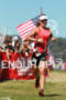 Jessica Smith finishes the 2012 Escape from Alcatraz…
