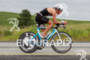 Joel Jameson on bike at the Ironman Coeur…