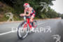 Melissa Rollison on bike at the 2012 Ironman…