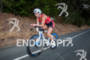 Meredith Kessler on bike at the 2012 Ironman…