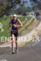 Amy Marsh on run at the 2012 Ironman…