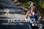 Greg Bennett on run at the 2012 Ironman…