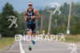 Andy Potts runs at the 2012 Ironman Lake…