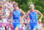 David HAUSS (FRA) and Laurent VIDAL (FRA) on the run…