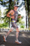 TJ Tollakson on run at the 2012 Ironman…