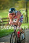 Ben Hoffman cycling to a win at the 2012 Ironman…