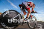 JAMES BOWSTEAD on bike at the 2012 Ironman…