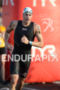 Andy Potts exits water first at the Ironman…