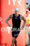 Andy Potts exits swim at 2012 Hawaiian Ironman Triathlon