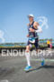 Andy Potts on the run at the Ironman World Championship…